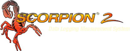 SCORPION® 2 Data Logging Measurement System