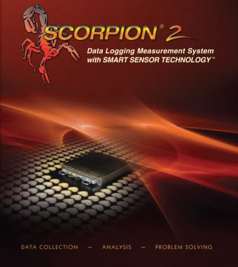 Scorpion 2 Data Logger Profiling System